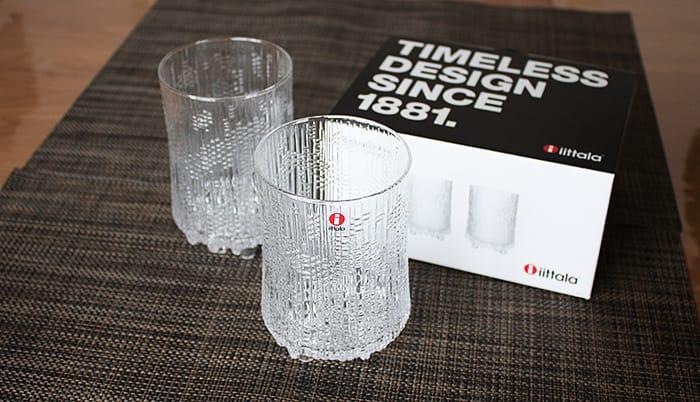 iittala Ultima Thule Glass