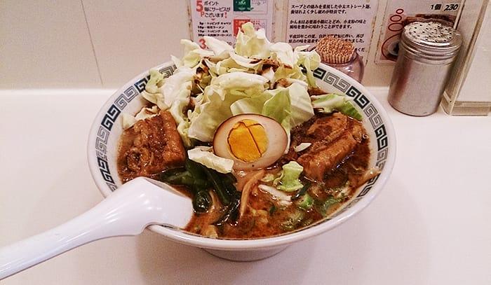 桂花ラーメン 太肉麺