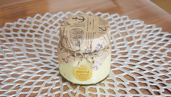 MATENROの自家製アーモンドバター
