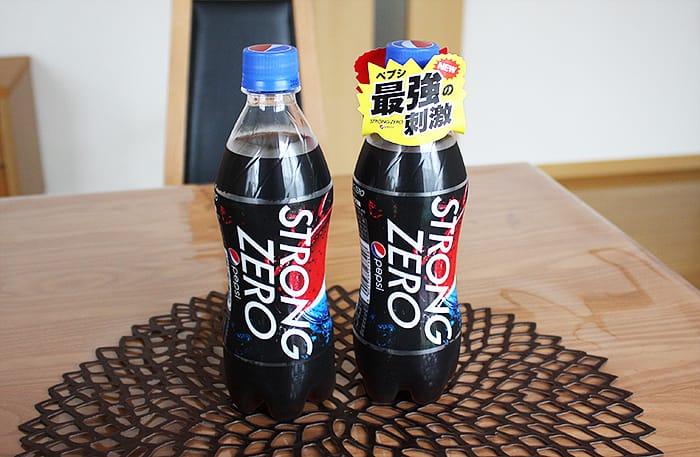 Pepsi Strong Zero