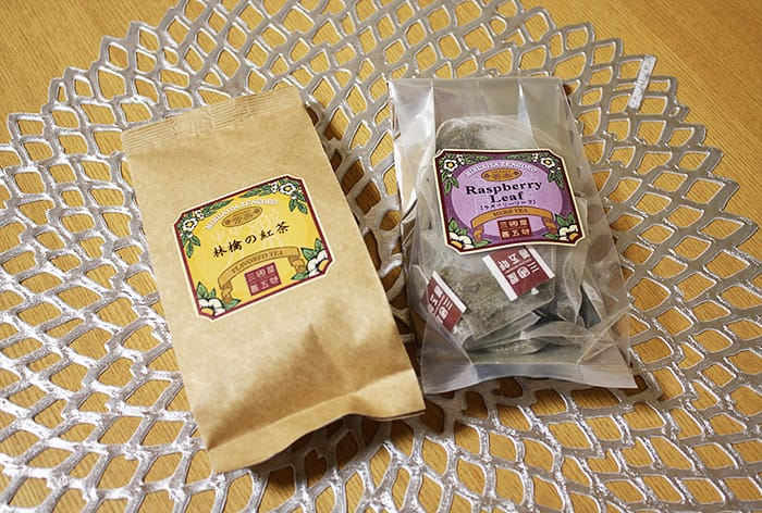 三國屋善五郎のお茶