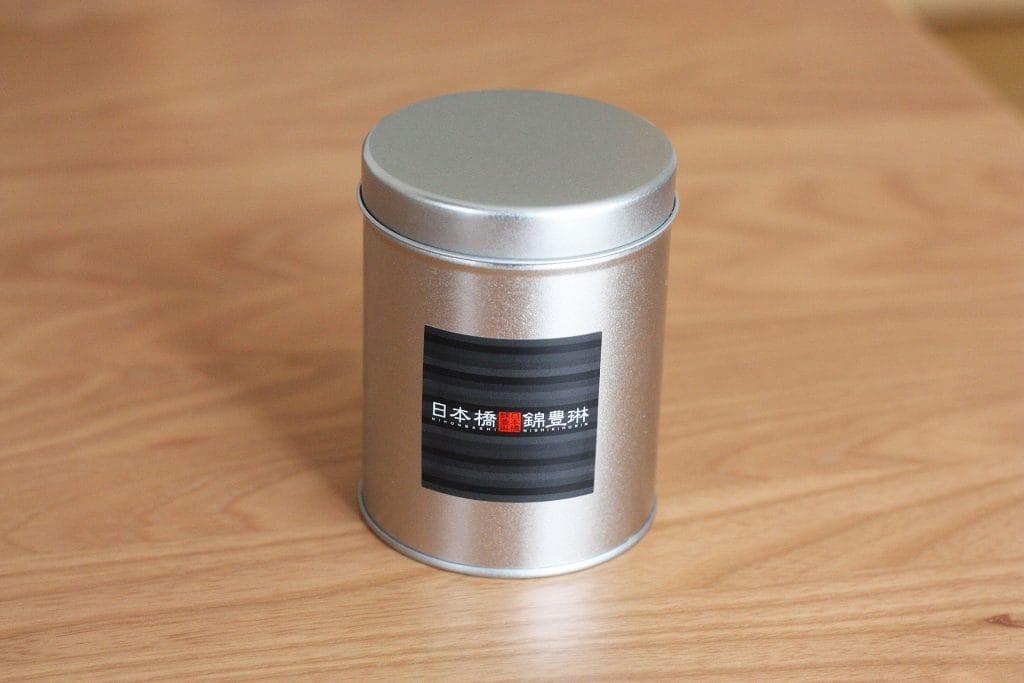 日本橋錦豊琳の缶