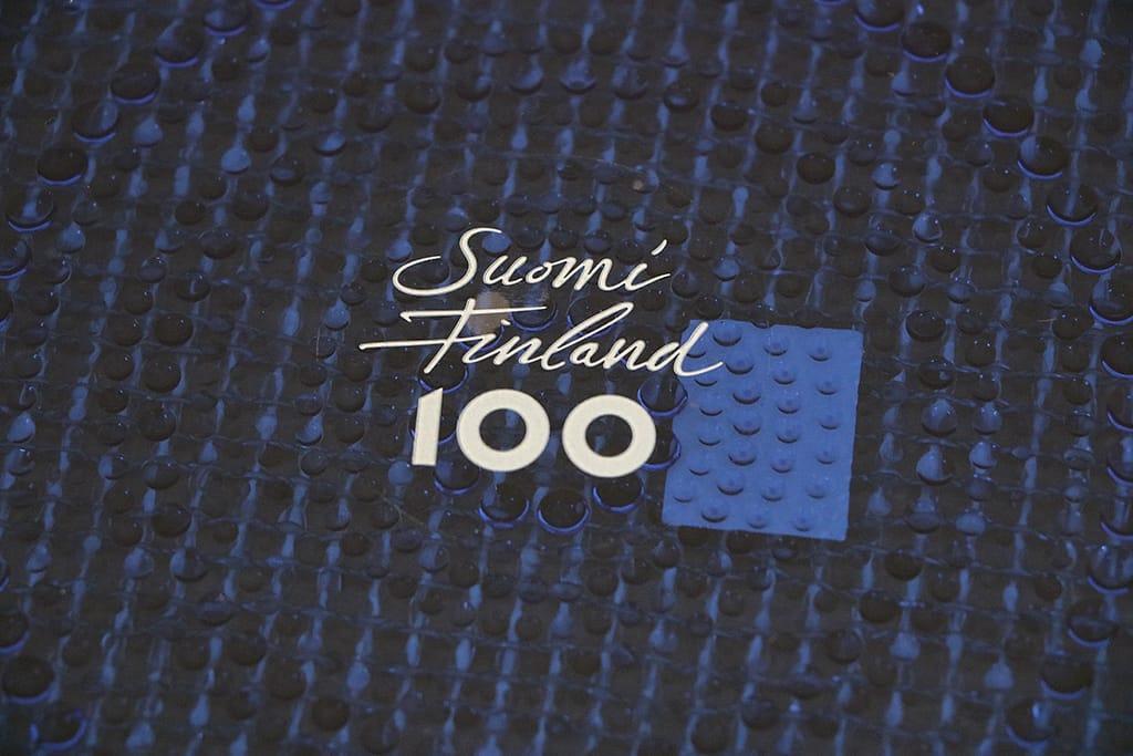 イッタラカステヘルミのSuomi Finland 100